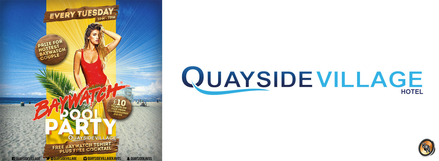 Baywatch header quayside village