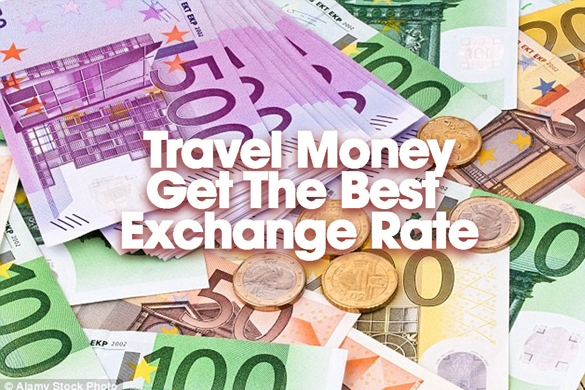 Best Travel Money Rates Euro